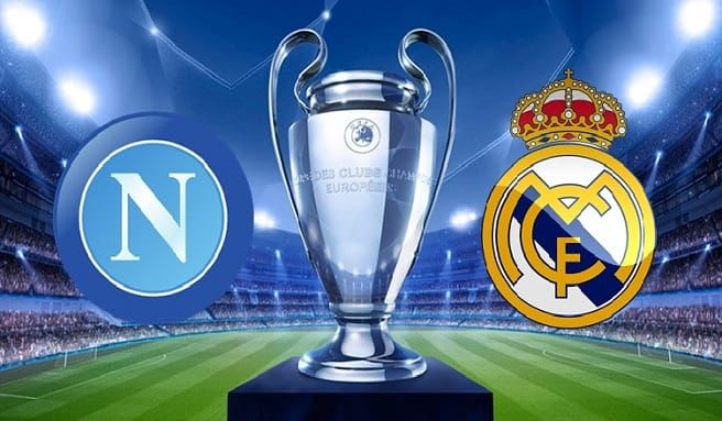 Champions League: SSC Napoli – Real Madrid