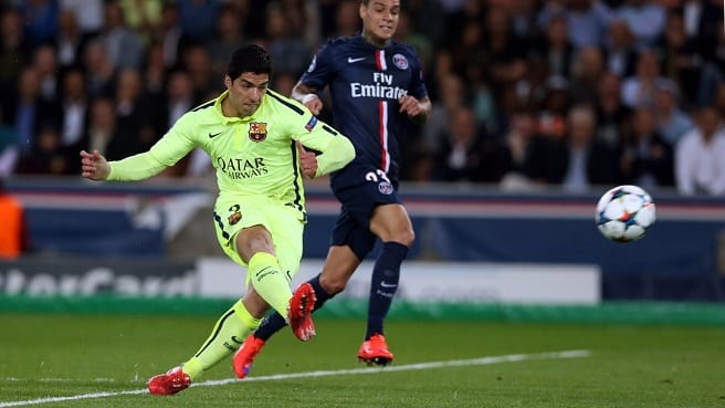 Champions League: FC Barcelona –Paris Saint-Germain