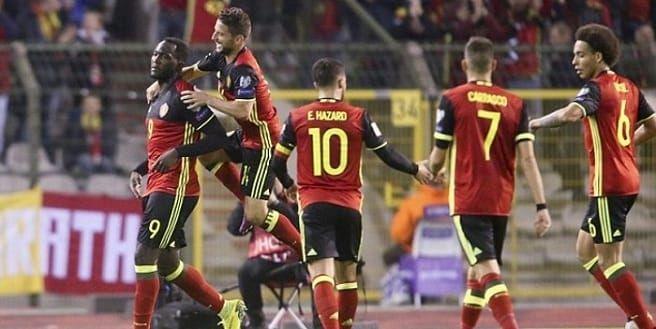 Preliminariile Campionatului Mondial: Belgia – Grecia