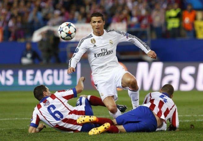 Derby pe Santiago Bernabeu: Real Madrid – Atletico Madrid