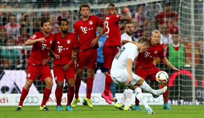 Champions League: Bayern Munchen – Real Madrid