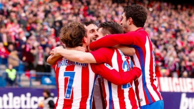Champions League: Atletico Madrid – Leicester
