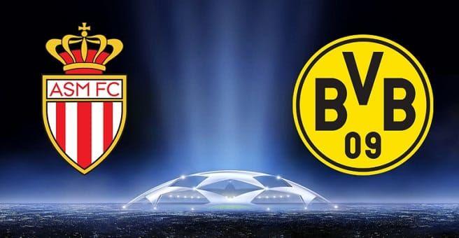 Champions League: AS Monaco – Borussia Dortmund