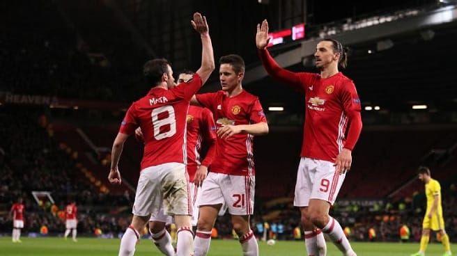 Europa League: Manchester United – Anderlecht