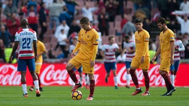 Început de etapă în La Liga: FC Sevilla – Granada