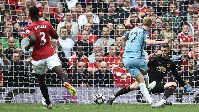 Derby în Premier League: Manchester City – Manchester United