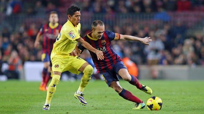 Meci interesant în La Liga: FC Barcelona – Villarreal