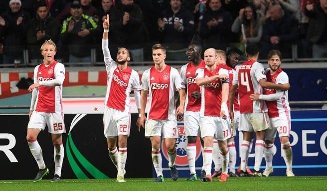 Europa League: Olympique Lyon – Ajax Amsterdam
