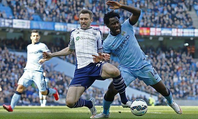 Confruntare în Premier League: Manchester City – West Bromwich