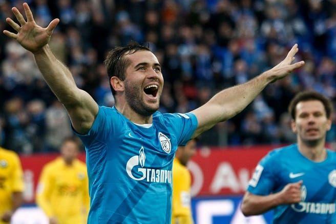 Derby în Rusia: Zenit St.Petersburg – FC Krasnodar