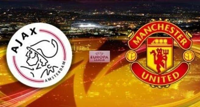Finala Europa League: Ajax Amsterdam - Manchester United