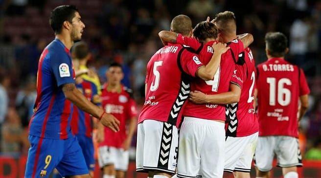 Finala Cupei Regelui Spaniei: FC Barcelona – Alaves
