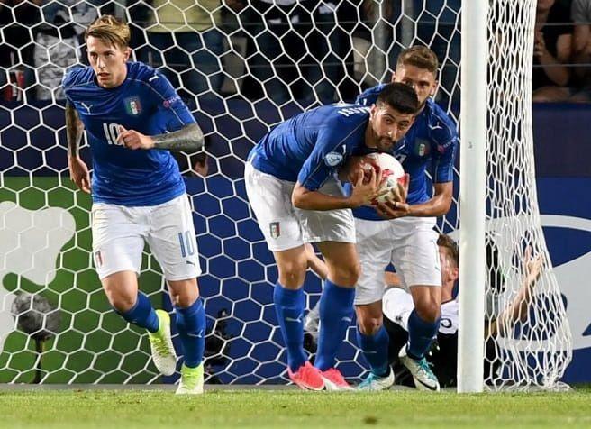Campionatul European:Spania U21 - Italia U21