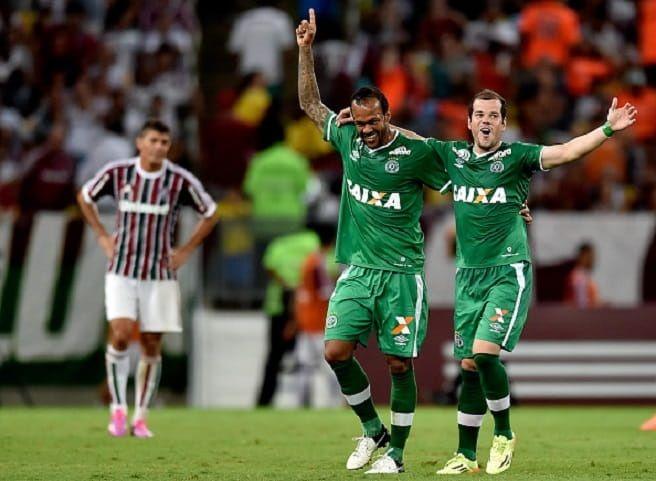 Serie A:Fluminense - Chapecoense