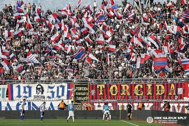 Europa League:Hajduk Split - Levski Sofia