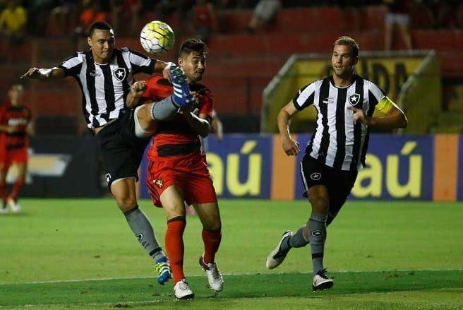Brazila Serie A:Botafogo - Sport Recife