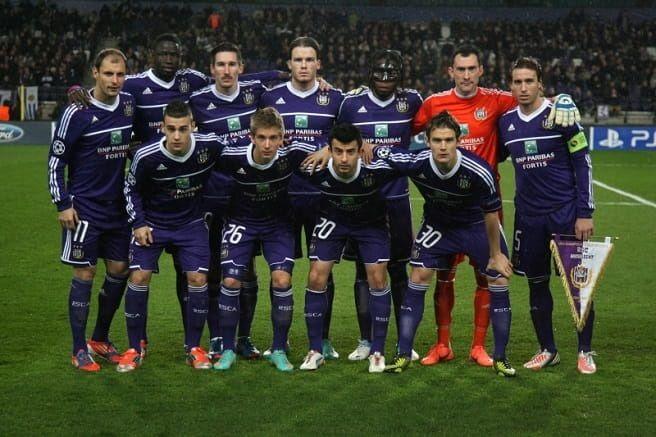 Supercupa Belgiei:Anderlecht - Zulte Waregem