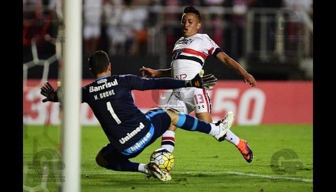 Brazila Serie A:Sao Paolo - Gremio