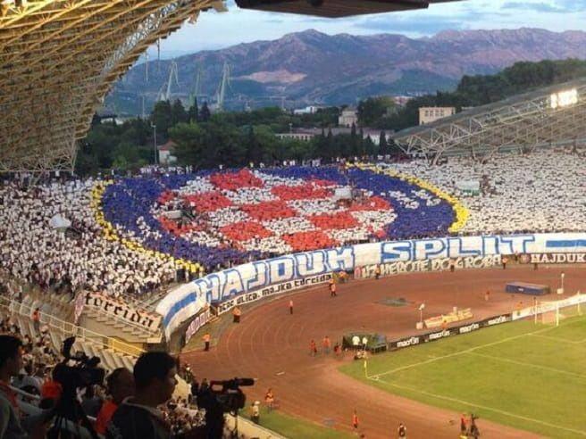 Liga Europa:Hajduk Split - Brondby