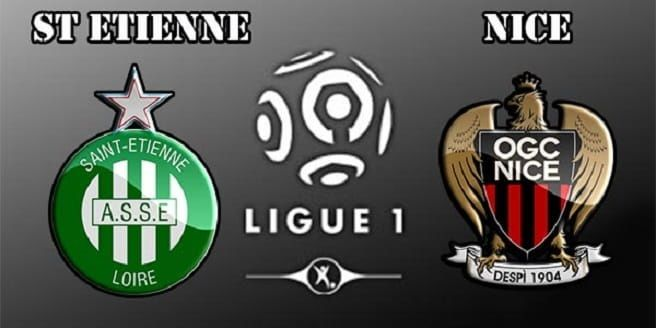 Franta Ligue 1:Saint Etienne - Nice