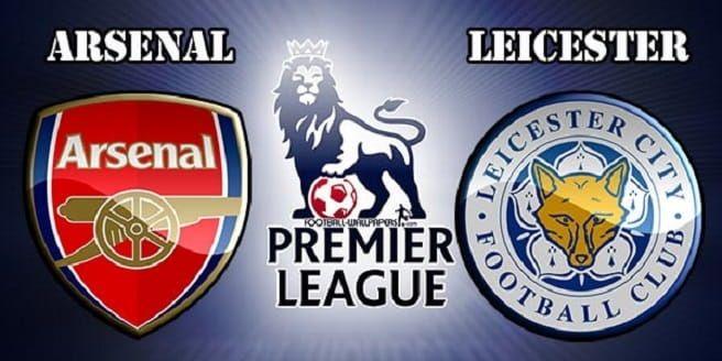 Anglia Premier League:Arsenal - Leicester