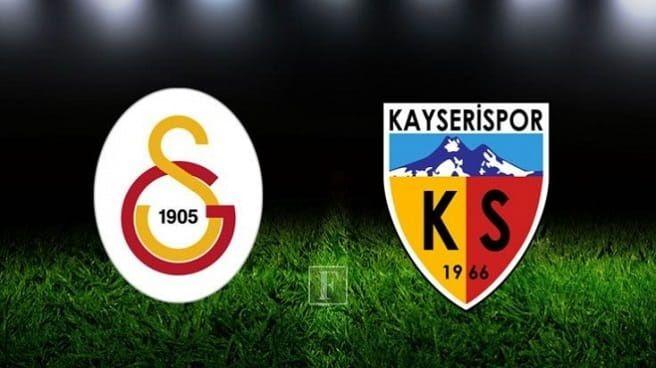Turcia Superliga:Galatasaray - Kayserispor