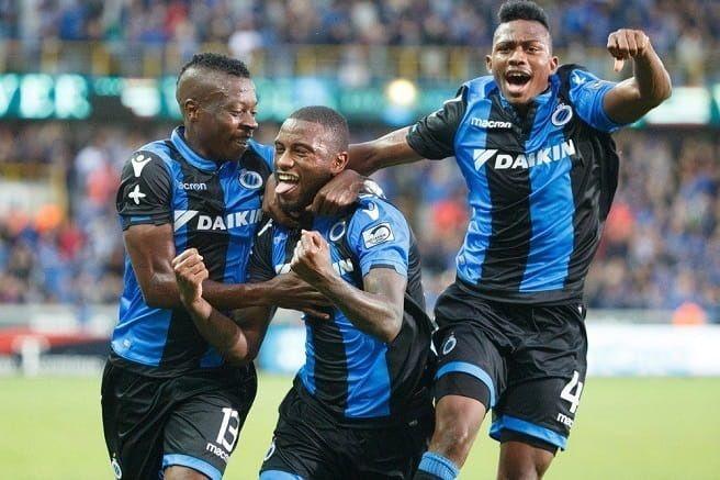 Europa League:Club Brugge - AEK Atena