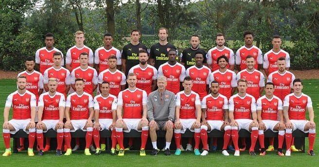 Anglia Premier League:Stoke City - Arsenal
