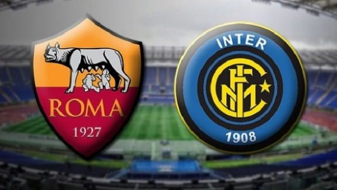 Italia Serie A:AS Roma - Inter Milano