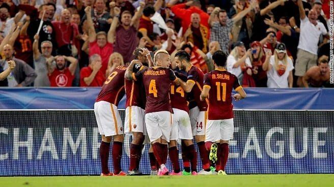 Liga Campionilor:AS Roma - Atletico Madrid
