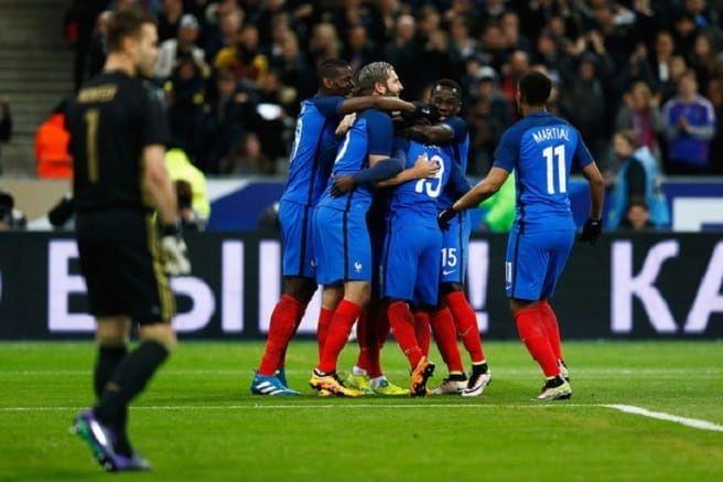 Cupa Mondiala Preliminarii:Bulgaria - Franta