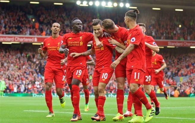 Anglia Premier League:Liverpool - Manchester United