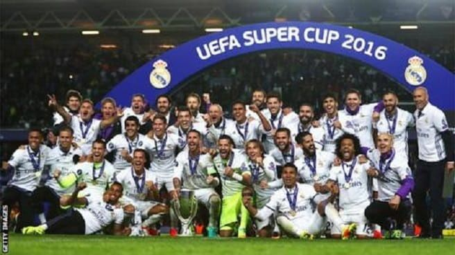 Liga Campionilor:Real Madrid - Tottenham Hotspur