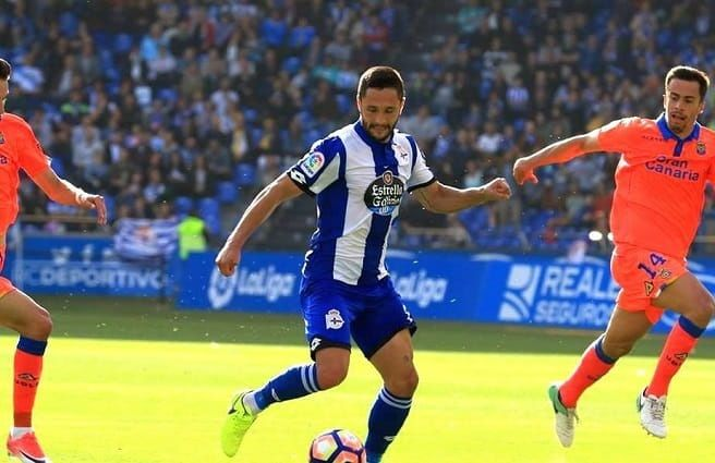 Spania Cupa Regelui:Deportivo La Coruna - Las Palmas