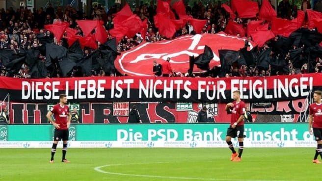 Germania Bundesliga 2 :Nurnberg - FC Ingolstadt 04