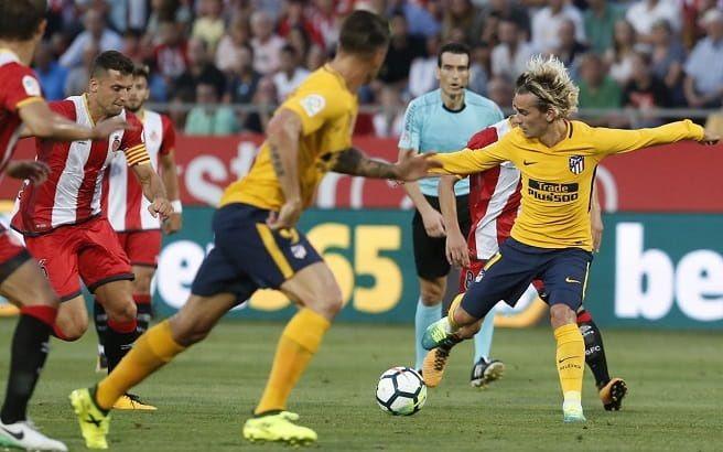 Liga Campionilor:Atletico Madrid - AS Roma
