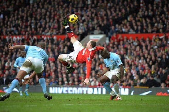 Anglia Premier  League:Manchester United - Manchester City