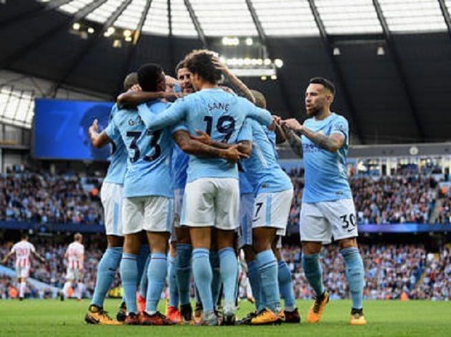 Anglia Premier  League:Manchester City - Tottenham