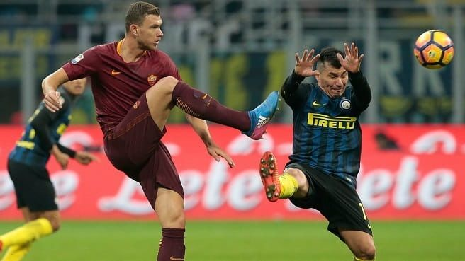 Italia Serie A:Inter Milano - AS Roma