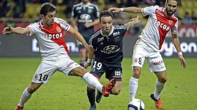 Franta Ligue 1:AS Monaco - Lyon