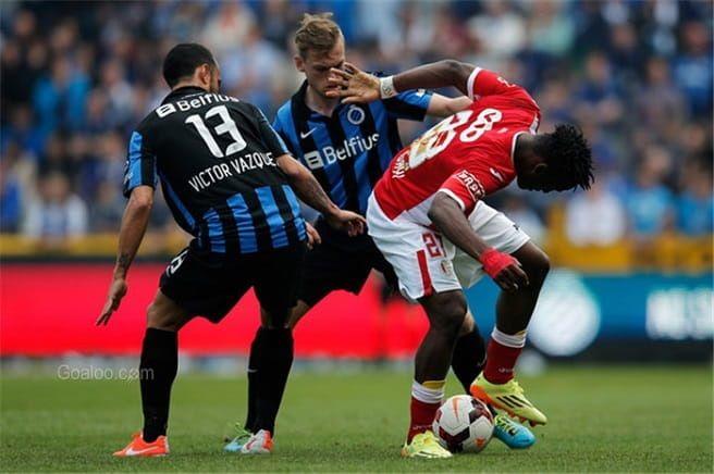 Cupa Belgiei:Club Brugge - Standard Liege