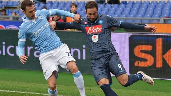 Italia Serie A:Napoli - Lazio