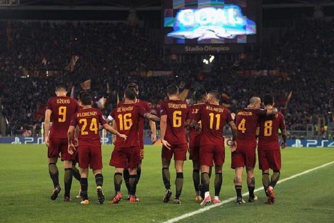 Italia Serie A:AS Roma - Torino