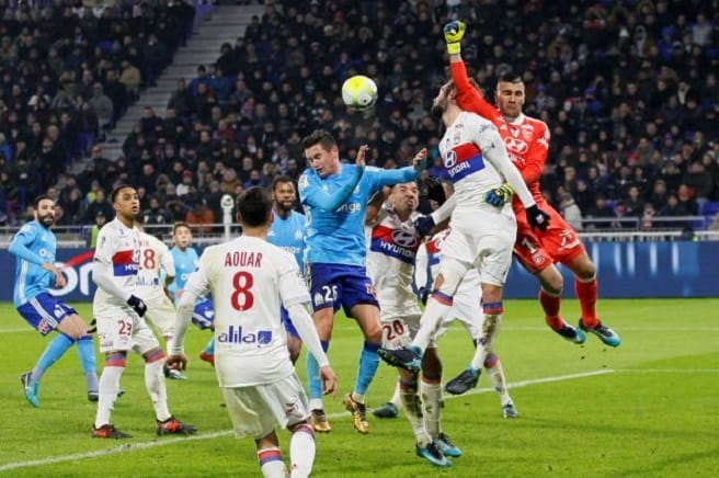 Franta Ligue 1:Marseille - Lyon