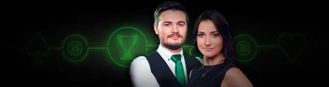 Joacă în cazinoul live pentru premii de 500.000 RON