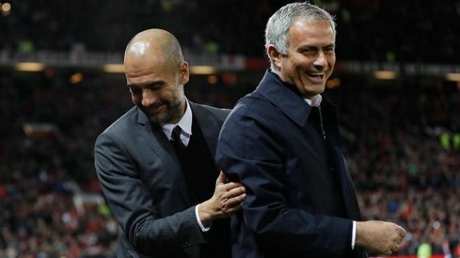 Anglia Premier  League:Manchester City - Manchester United