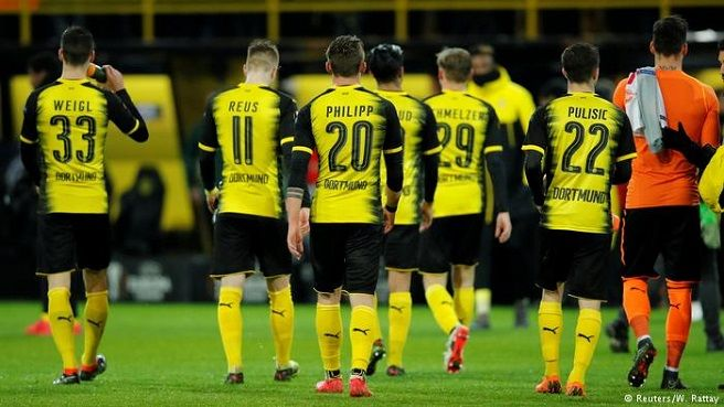 Germania Bundesliga:Borussia Dortmund - Bayer Leverkusen