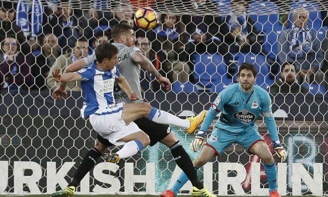 Spania La Liga:Leganes - Deportivo La Coruna
