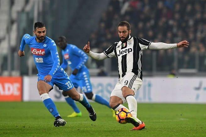Italia Serie A:Juventus - Napoli