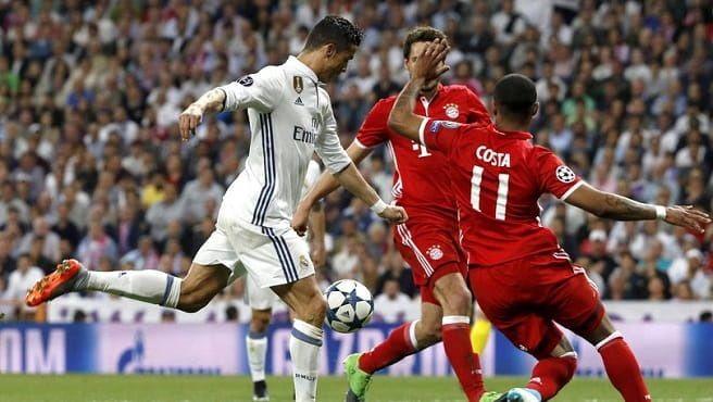 Liga Campionilor:Bayern Munchen - Real Madrid